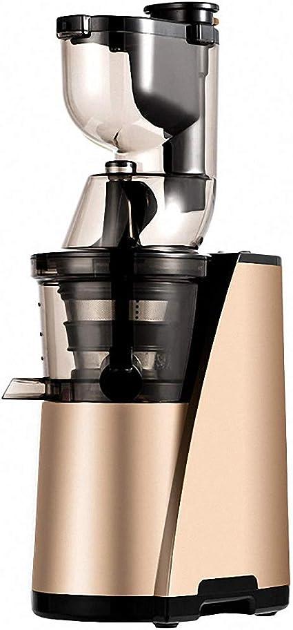 FZ FUTURE Extractor de zumos, Licuadora de extracción Lenta, con ...