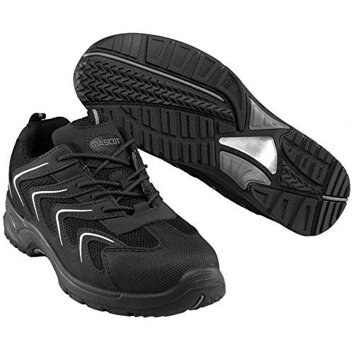 """Mascot f0182–906–9888–1139dimensioni 5,5""""Logan sicurezza scarpe, colore: nero"""
