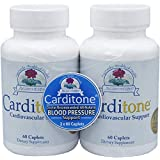 Ayush Herbs - Carditone 60 caplets (Pack of 2)