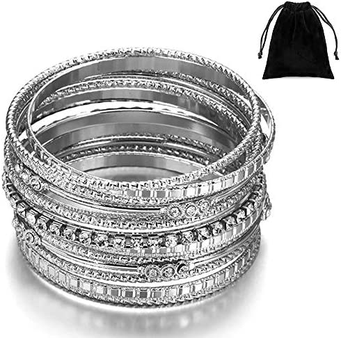 HOUJIN Womens Bangles 13 Stainless product image