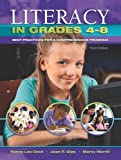 Literacy in Grades 4-8 3rd Edition