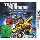 Transformers Prime - Das Spiel - [Nintendo 3DS]