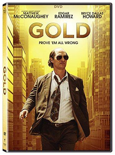 Gold Matthew McConaughey product image