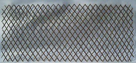 Willow Expandable Lattice Fence Panel, 72