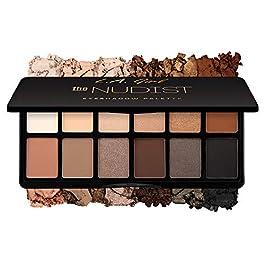 L.A. Girl Fanatic Eyeshadow Palette, The Nudist, 1 Ounce