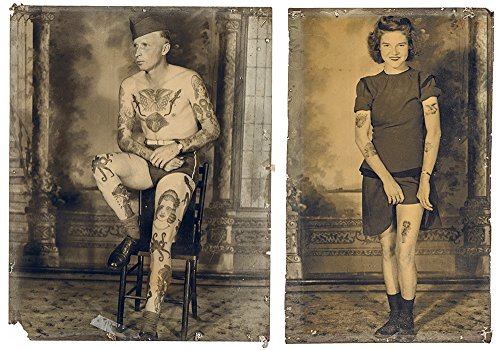 Vintage Tattoo Flash 100 Years Of Traditional Tattoos From Import It All