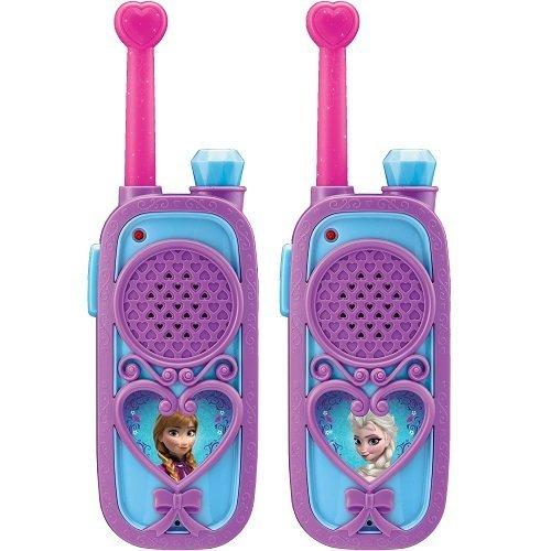 Disney Frozen KIDdesigns Chill 'n' Chat FRS 2-Way Radios by KIDdesigns