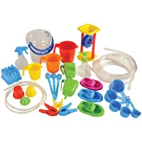 edx education Classroom Water Play Set - 35 Pieces