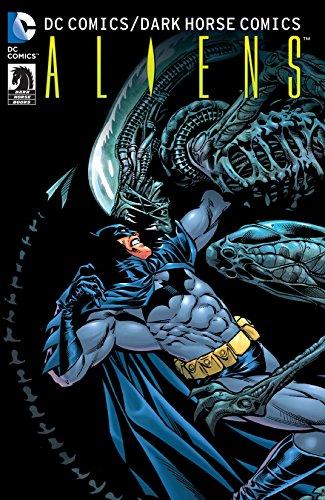 DC Comics/Dark Horse: Aliens by [Edginton, Ian, Marz, Ron]