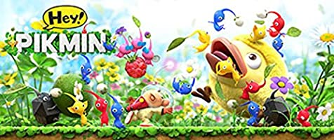 HEY! Pikmin - 3DS [Digital Code]