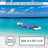 Giantex 6' Surfboard Surf Foamie Boards Surfing