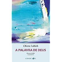 A palavra de Deus (Portuguese Edition)