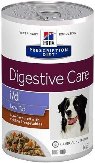 Hill's HPD Canine I/D Low Fat Estofado Lata 354Gr 354 g