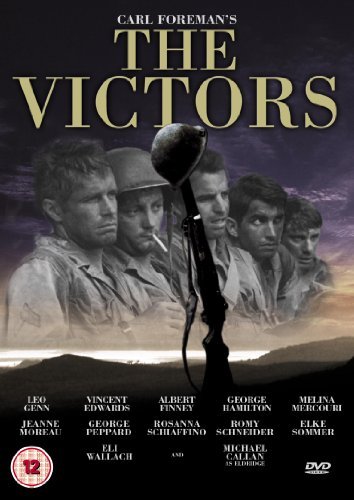The Victors [ NON-USA FORMAT, PAL, Reg.2.4 Import - United Kingdom ]