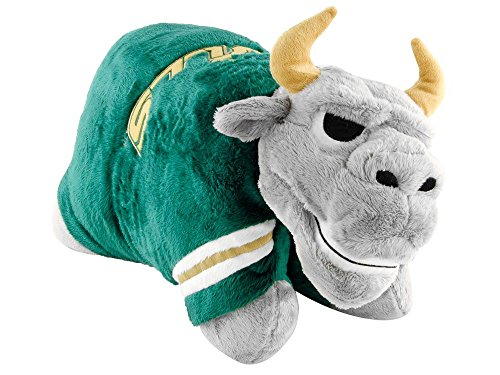 Fabrique Innovations NCAA Pillow Pet, South Florida -