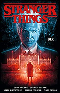 Book Cover: Stranger Things: SIX
