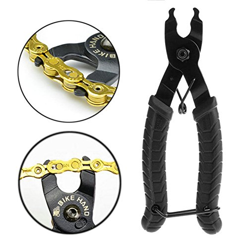 Bike Chain Missing Link Opener Closer Remover Pliers by OSOPOLA