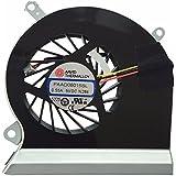 Remplacement du ventilateur de refroidissement pour MSI GE60MS-16GA MS-16GC Ms-16gh Ms-16gf Ms-16gd Série Paad06015sl N284