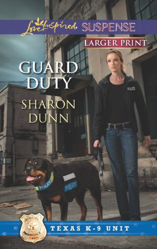 book cover of Guard Duty