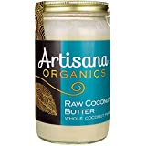 Artisana 100% Organic Raw Coconut Butter - 14 oz