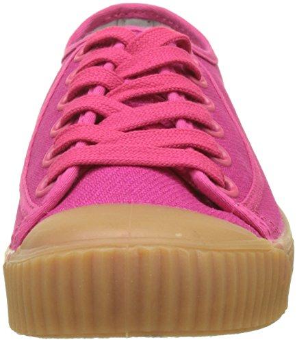 Rovulc G Rosa Sneaker Low bright Raw star Donna 7178 Bazooka qqxrECHB