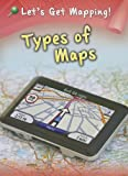 Types of Maps, Melanie Waldron, 1410949117