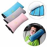 Saver Kids Children Safety Car Auto Seat Belt Shoulder Pad Adjust Pillow Protect Neck Sleep Strap Cushion
