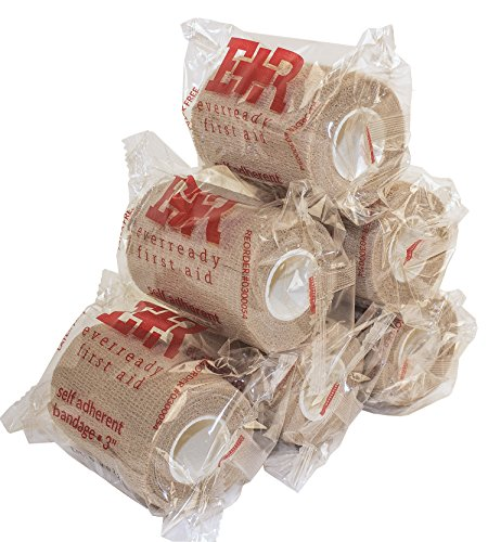 Ever Ready First Aid Self Adherent Cohesive Bandages 3