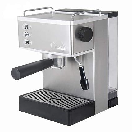 Cafetera Multifuncion Para Espresso Sistema Cappuccino 19 Bares Para Negocio Oficina Hogar
