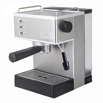 Cafetera Multifuncion Para Espresso Sistema Cappuccino 19 Bares Para Negocio Oficina Hogar: Amazon.es: Hogar