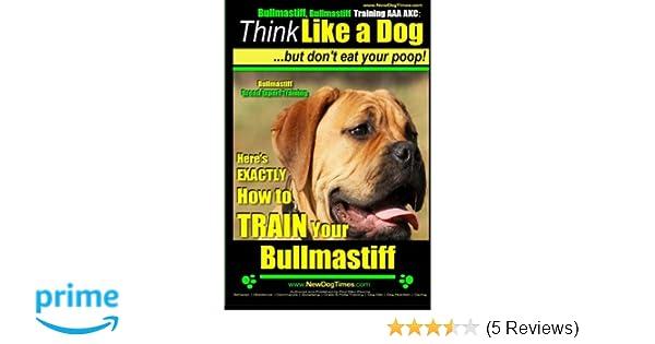 Bullmastiff Bullmastiff Training Aaa Akc Think Like A Dog But