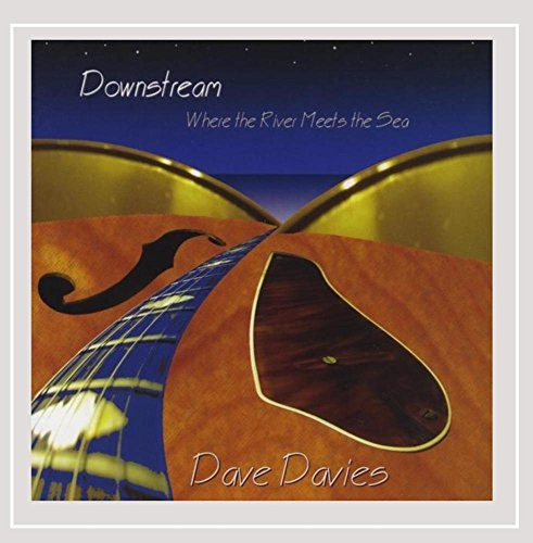 Dave Davies - Downstream Where the River Meets the Sea (CD)