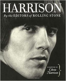 Harrison: Editors of Rolling Stone, Olivia Harrison