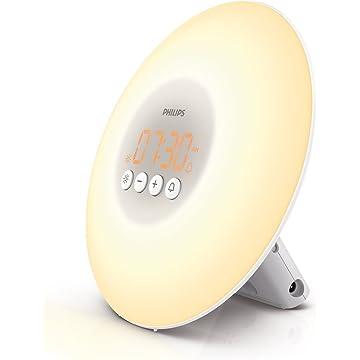 cheap Philips Wake-Up Light Alarm Clock with Sunrise Simulation 2020
