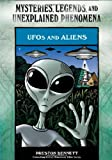 UFOs and Aliens, Preston Dennett and Rosemary Ellen Guiley, 0791093840