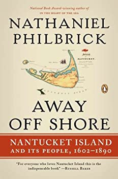 Away Off Shore: Nantucket Island and Its People 0143120123 Book Cover