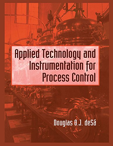 (Applied Technology and Instrumentation for Process Control)