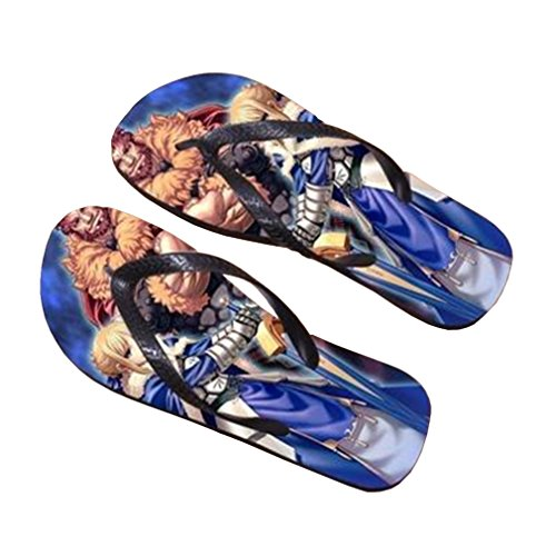 Bromeo Fate Zero Fate/stay Night Anime Unisex Flip Flops Chanclas 230