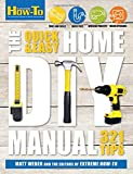 how to tile The Quick & Easy Home DIY Manual: 321 Tips (Extreme How-to)
