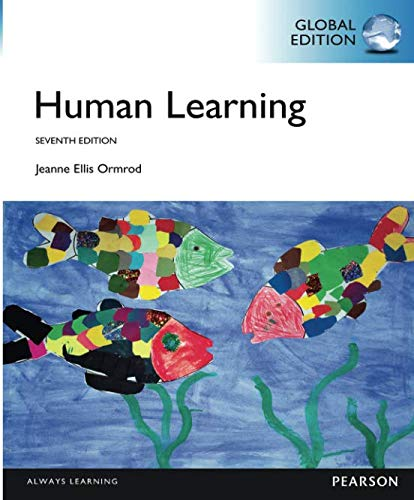 Human Learning, Global Edition pdf epub