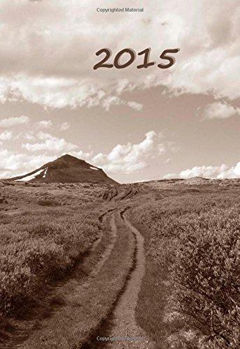 Download Mini Kalender 2015 - DER WEG: etwa DIN A6, 2 Wochen pro Doppelseite (German Edition) pdf epub