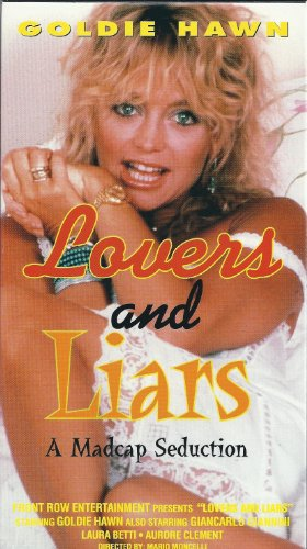 Lovers & Liars [VHS] - Aurora In Outlet