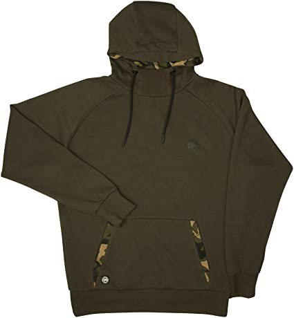 Fox Hoody Khaki Camo Hoodie Größe zur Auswahl Carp-Shop