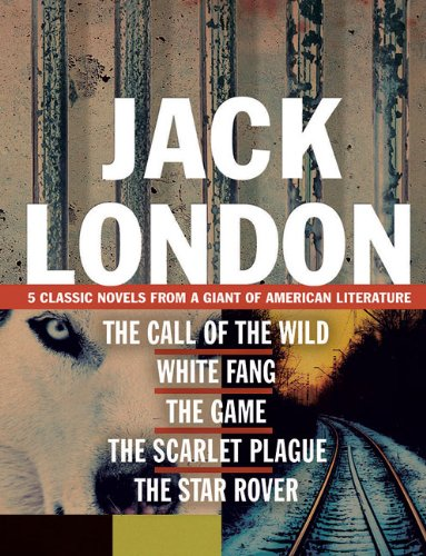 Read Online Jack London: 5 Classic Novels from a Giant of American Literature pdf epub