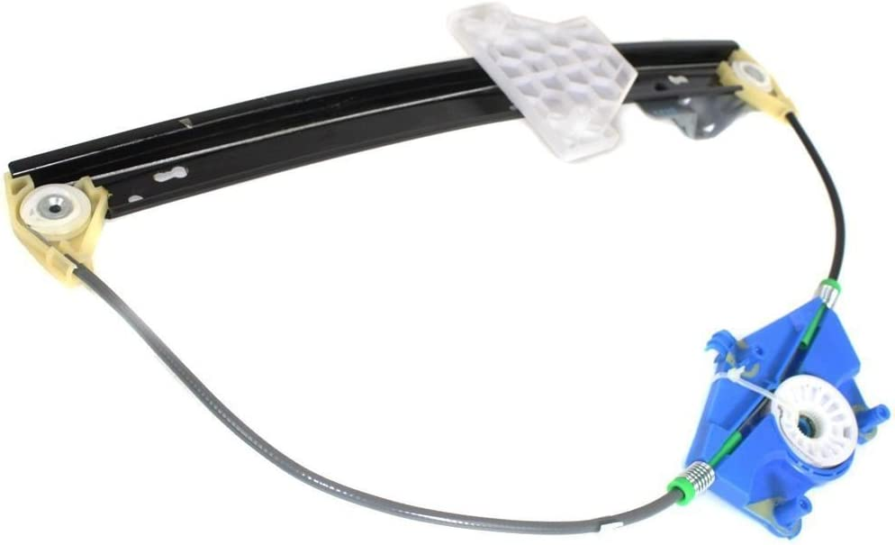 NEW REAR LEFT POWER WINDOW REGULATOR FITS AUDI A4 S4 WITHOUT MOTOR AU1550103