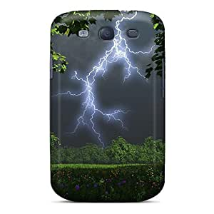 ByxUl2872OGXlG Thunder For SamSung Note 3 Case Cover Protective