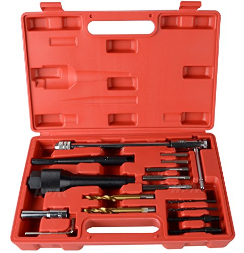 Damaged Glow Plug Removal Tool Kit 8mm & 10mm