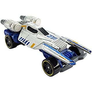 Hot Wheels Star Wars Rogue One Rebel U-Wing Fighter Carship