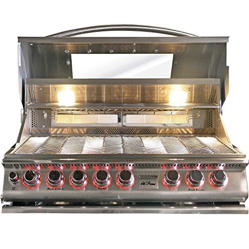 Cal Flame BBQ13875CTG 5 Burner Built In Grill Conversion Top Gun Kit -