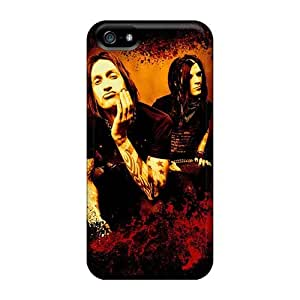 CristinaKlengenberg Iphone 5/5s Scratch Resistant Hard Phone Cover Provide Private Custom Lifelike Red Hot Chili Peppers Image [Plc7185nuAd]